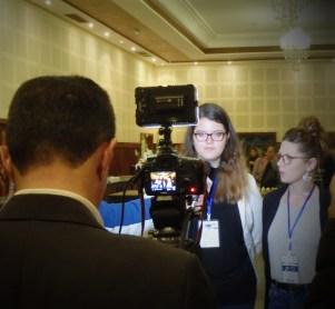 Interview aux assises de la coopération décentralisée franco marocaine