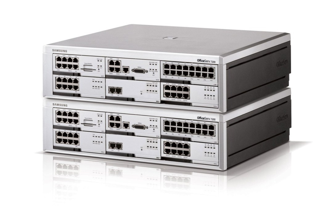 SAMSUNG Officeserv 7200 Systems