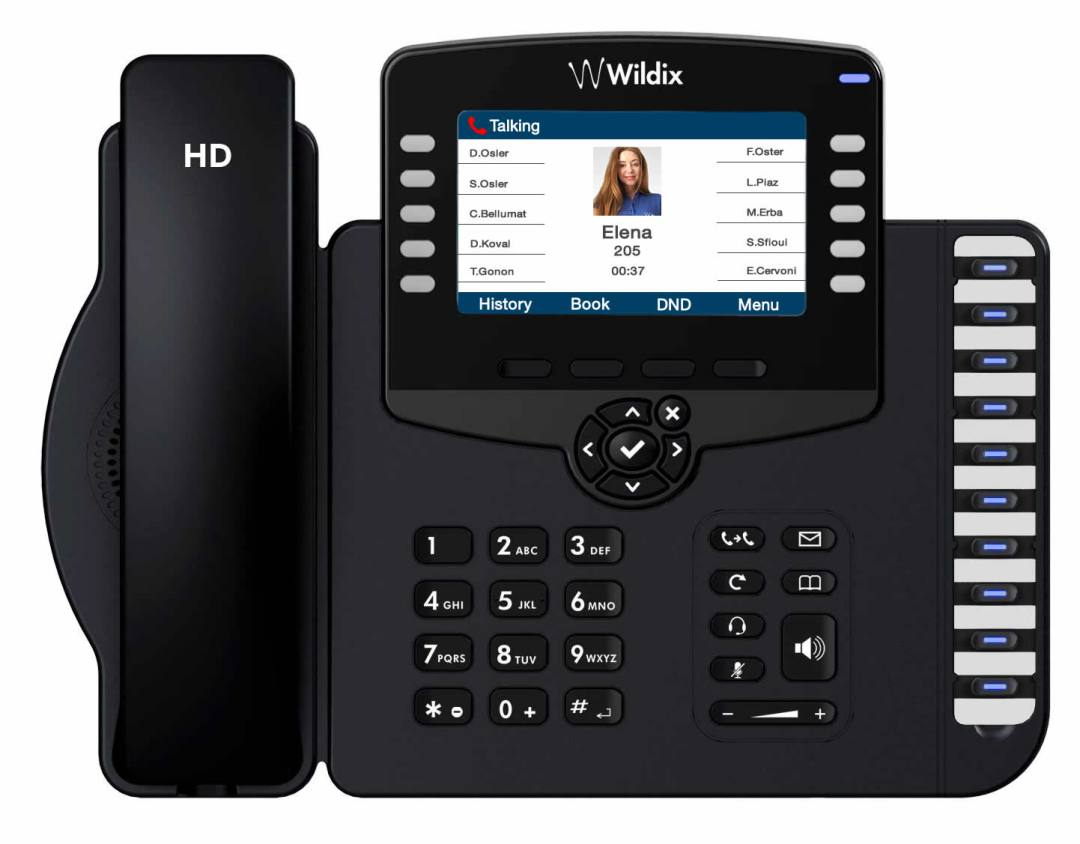 Wildix WP490G VoIP Phone