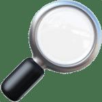 【絵文字】虫眼鏡 Magnifier  Magnifying Glass