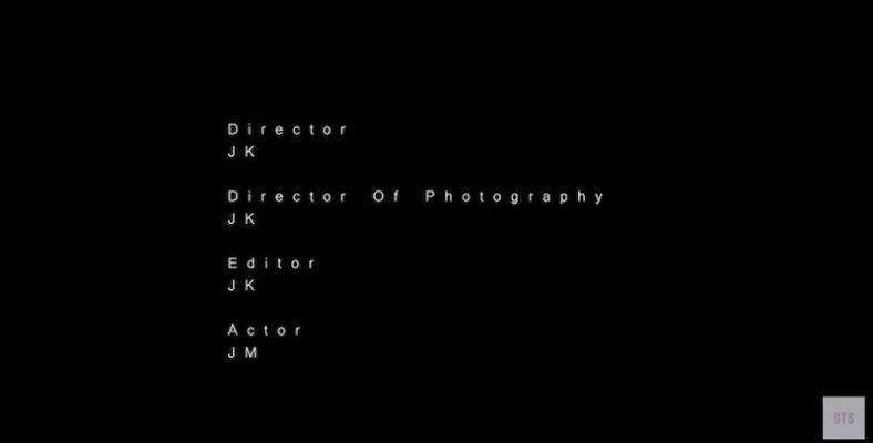 ディレクター兼フォトグラファー兼エディターのグク。[DIRECTOR JK 🐰]