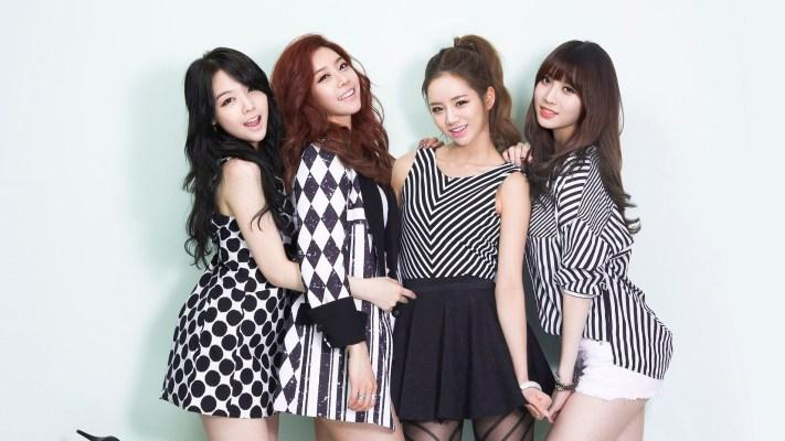 【K-POP女性グループ】メンバーの名前・デビュー日❤︎Girl's Day