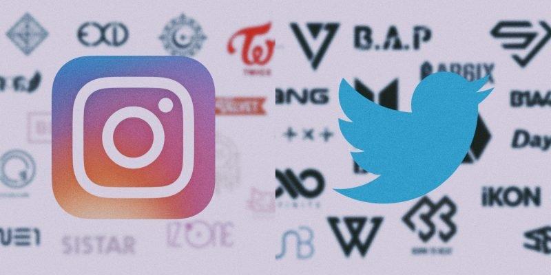 【KPOPアイドル】SNS(Twitter・Instagram)アカウントまとめ