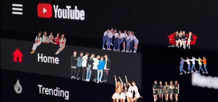 【K-POPグループ】YouTube最速○億回再生されたMVランキング!(更新中)