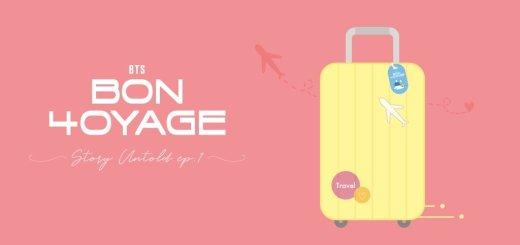 【日本語字幕】ボンボヤージュ4 (Bon Voyage Season 4) – 防弾少年団(BTS)