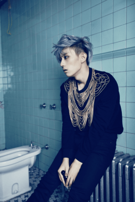 ❷ Trouble Maker ヒョンスン (Hyunseung)