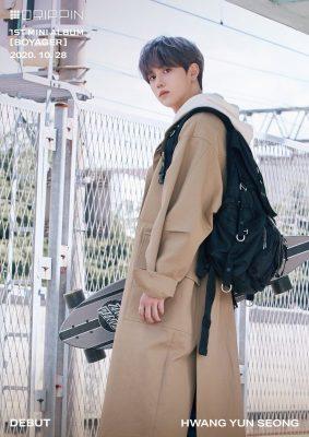 ❷ DRIPPIN ユンソン (Yunseong)