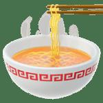 【絵文字】麺 ラーメン Ramen