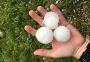 May 15th, 2017 Stinnett, Texas Hail Storm