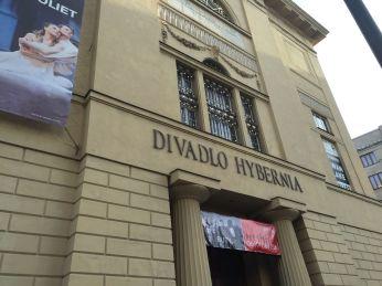 Divadlo Hibernia - theatre