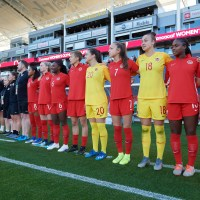 Stung: Canada opens 'Tournoi de France' with narrow loss to hosts France via Asseyi set-piece stunner