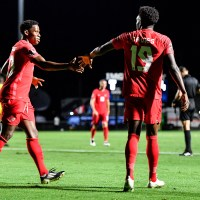 Job Done: CanMNT ride Davies and David connection to 2nd round of CONCACAF World Cup qualifiers in 4-0 win over Suriname