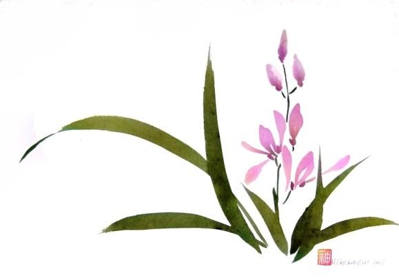 Mariusz Gosławski Orchidea