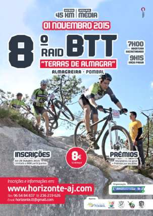 8º RAID BTT Terras de Almagra