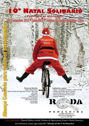 10º Natal Solidário Roda Pedaleira