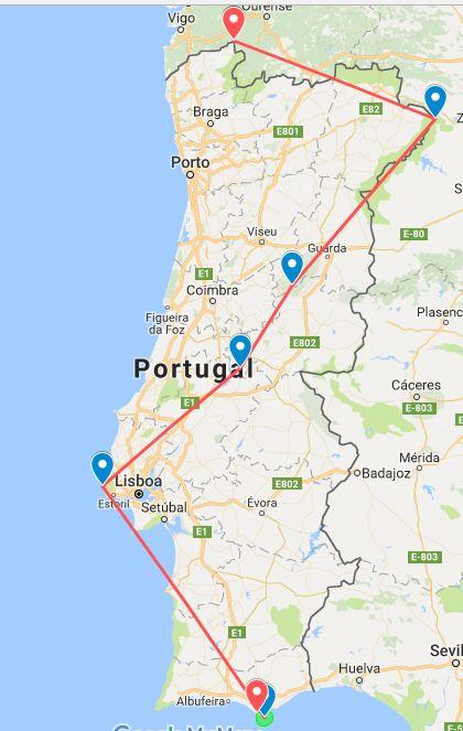 Portugal Divide - Ultra Bikepacking Challenge