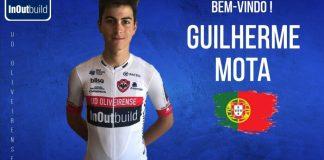 Jovem talento Guilherme Mota reforça UD Oliveirense InOutBuild
