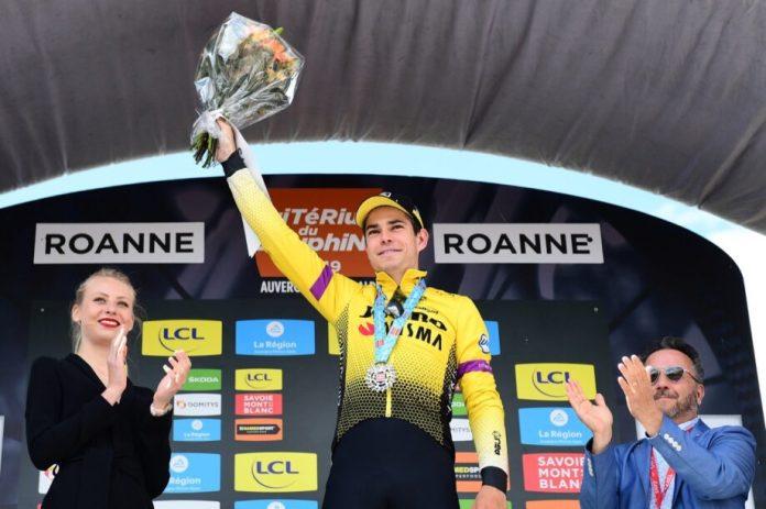 Adam Yates Novo Líder Do Critérium Du Dauphiné Após Crono Conquistado Por Van Aert