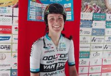 Daniela Reis revalida título de campeã portuguesa de contrarrelógio