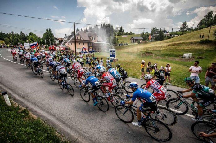 Diego Ulissi vence terceira etapa e sobe à liderança da Volta à Eslovénia