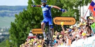Julian Alaphilippe vence terceira etapa e assume liderança da geral da Volta a França