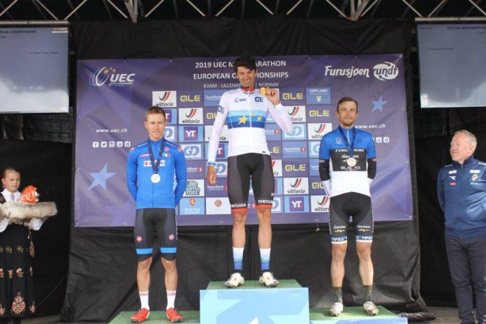 Tiago Ferreira Campeão Europeu de Maratona 2019