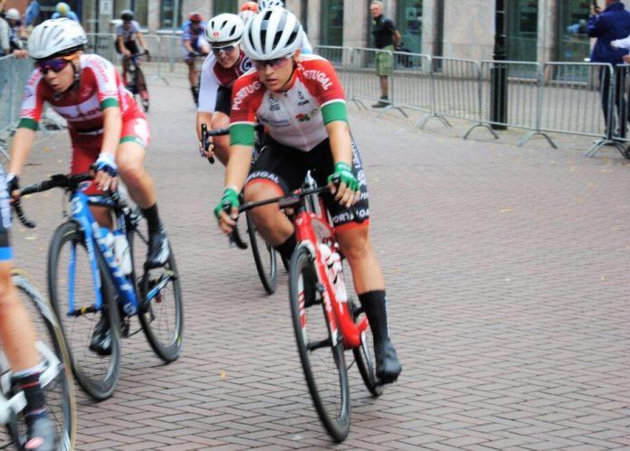 Maria Martins 4.ª classificada no Campeonato da Europa de Ciclismo de Estrada