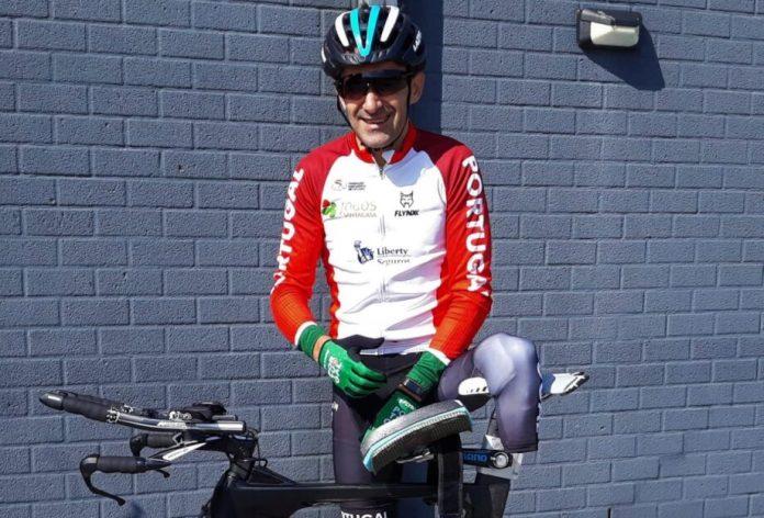 Luís Costa 11.º Na Prova De Fundo Do Campeonato Do Mundo De Paraciclismo