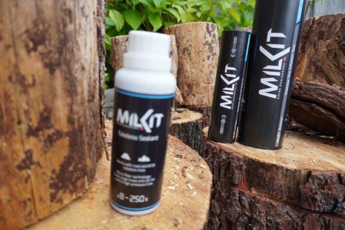 Milkit, A Solução Mais Simples E Eficaz Para Pneus Tubeless
