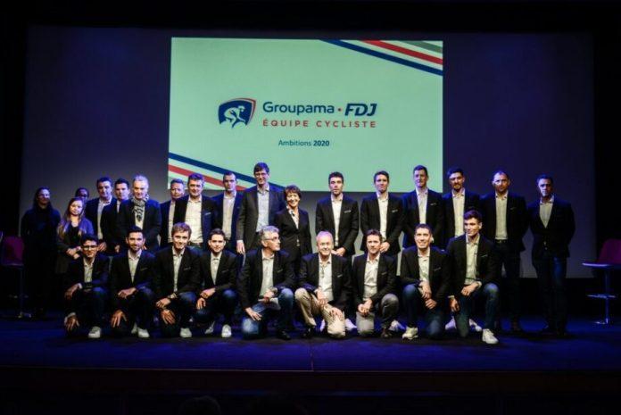 Alé Cycling Groupama–FDJ