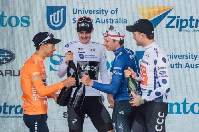 Trek-Segafredo no Tour Down Under 2020