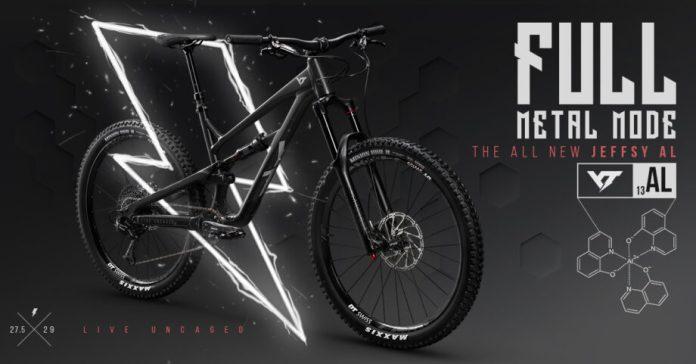 Jeffsy Base, A Nova Bicicleta De Alumínio Da Yt Industries Para 2020