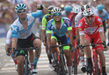 Rudy Barbier vence primeira etapa da Volta a San Juan, César Martingil 20º