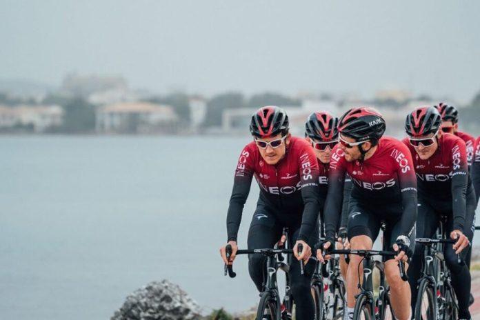 Team INEOS Volta ao Algarve