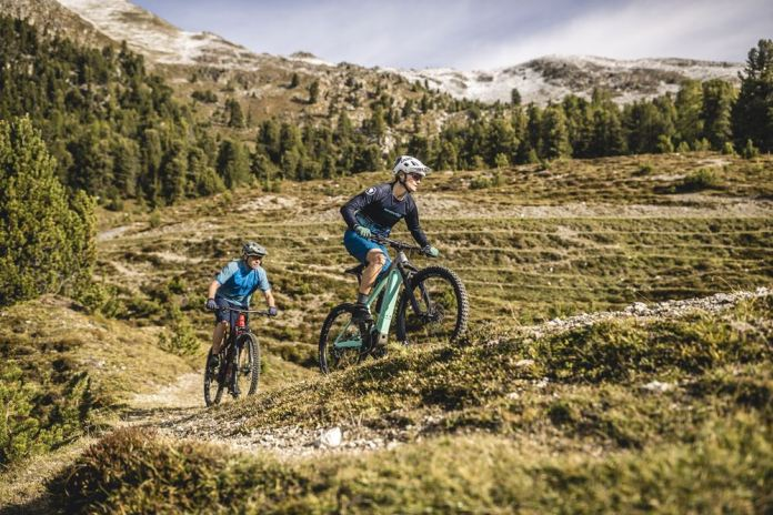 Canyon anuncia a segunda geração de e-MTB´s com a Grand Canyon:ON