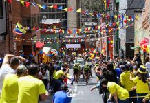 EFAPEL Tour da Colômbia