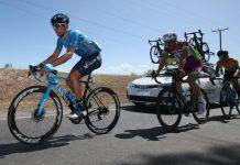 Nelson Oliveira mantém sexto lugar na Volta a San Juan a uma etapa do final