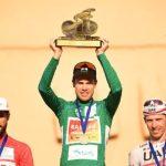 Rui Costa termina a Volta à Arábia Saudita em terceiro lugar, vencida por Phil Bauhaus