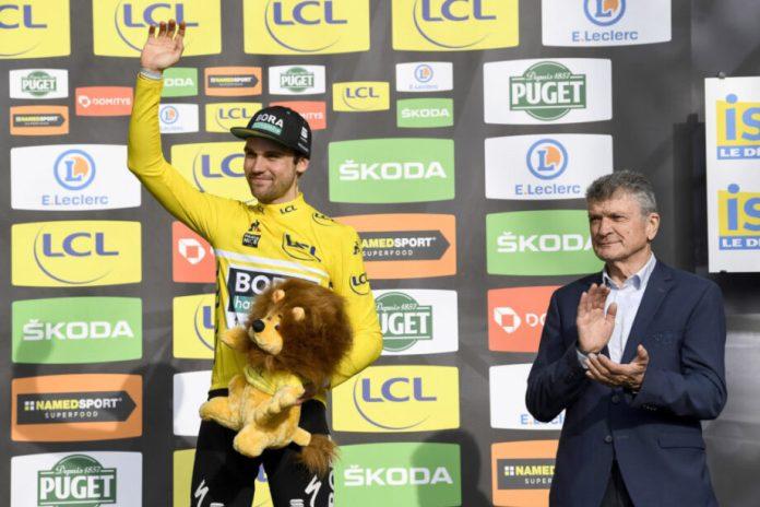 Niccolò Bonifazio vence a quinta etapa do Paris-Nice, Maximilian Schachmann segue líder