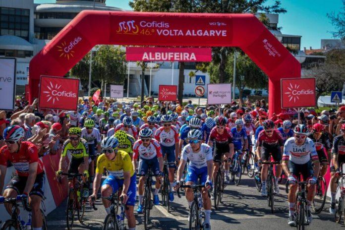 Volta Ao Algarve De 17 A 21 De Fevereiro De 2021