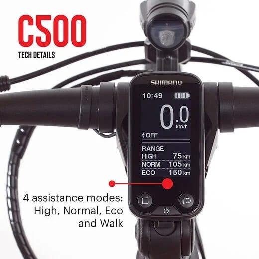 A Beeq Apresenta A Gama C500