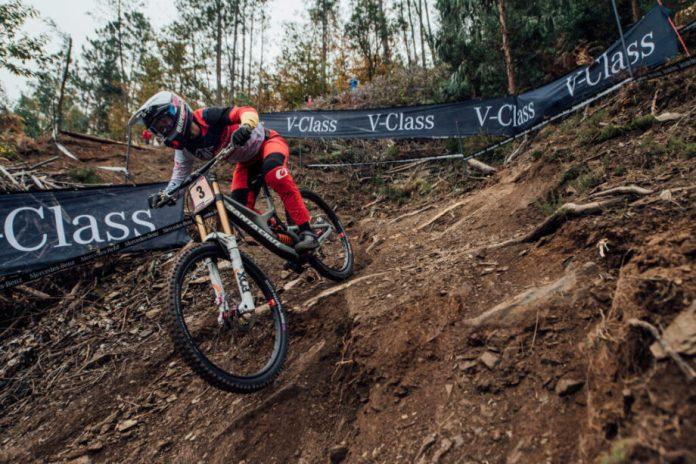 Loic Bruni Venceu A 2ª Etapa Da Taça Do Mundo De Downhill Na Lousã