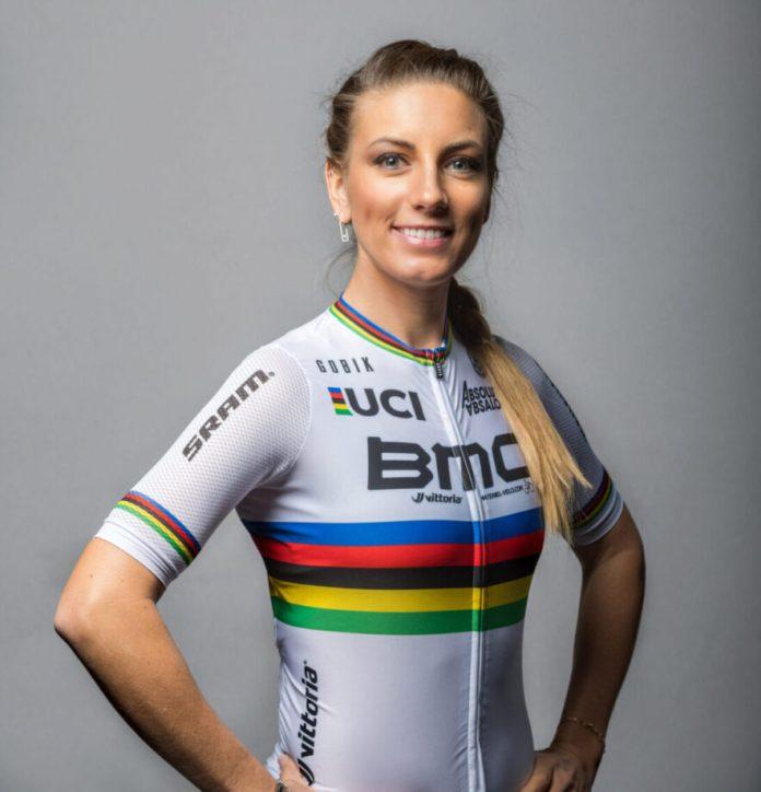 Pauline Ferrand-Prevot assina pela Absolute Absalon - BMC Team