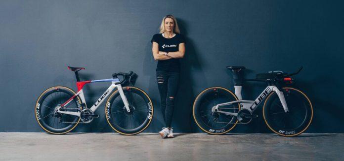 Lucy Charles Junta-Se À Cube Bikes 2021