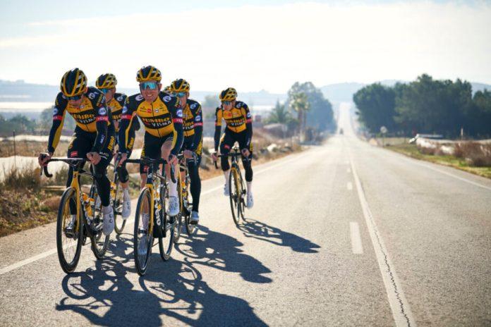 Wout Van Aert Na Team Jumbo-Visma Até 2024