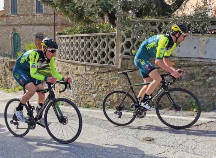 Corratec Disputará O Giro D'italia Juntamente Com A Team Vini Zabú