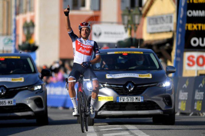 Gianluca Brambilla Vence O Tour Dos Alpes Marítimos E De Var
