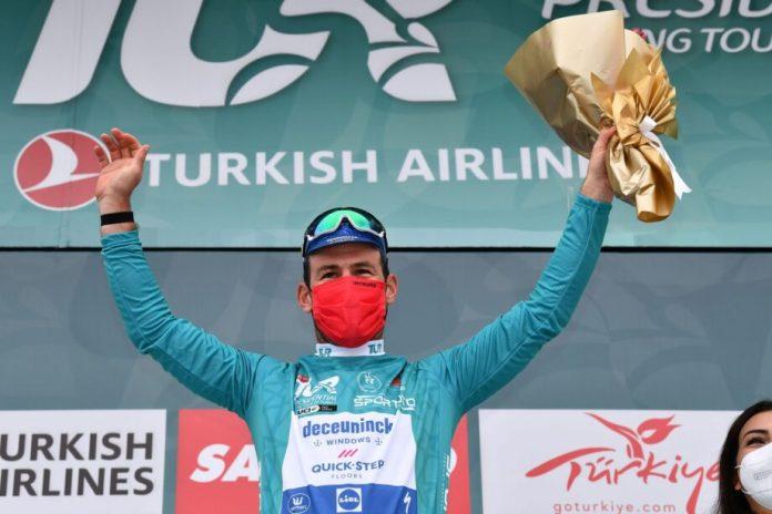 Três Vitórias Seguidas Para Mark Cavendish Na Volta À Turquia