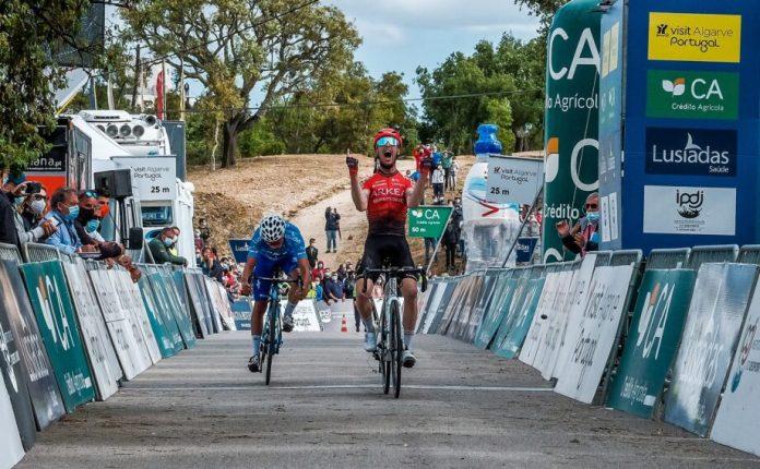 João Rodrigues Conquista A 47.ª Volta Ao Algarve