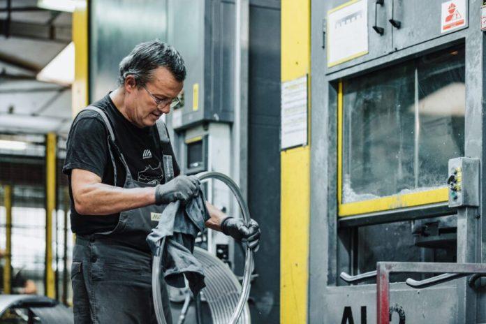 Fábrica De Rodas De Alumínio Mavic: Descubra Os Bastidores